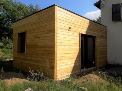 extension d'habitation toiture terrasse