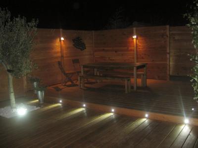 terrasse nocturne