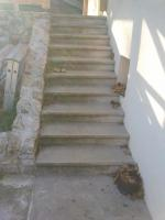 excalier béton