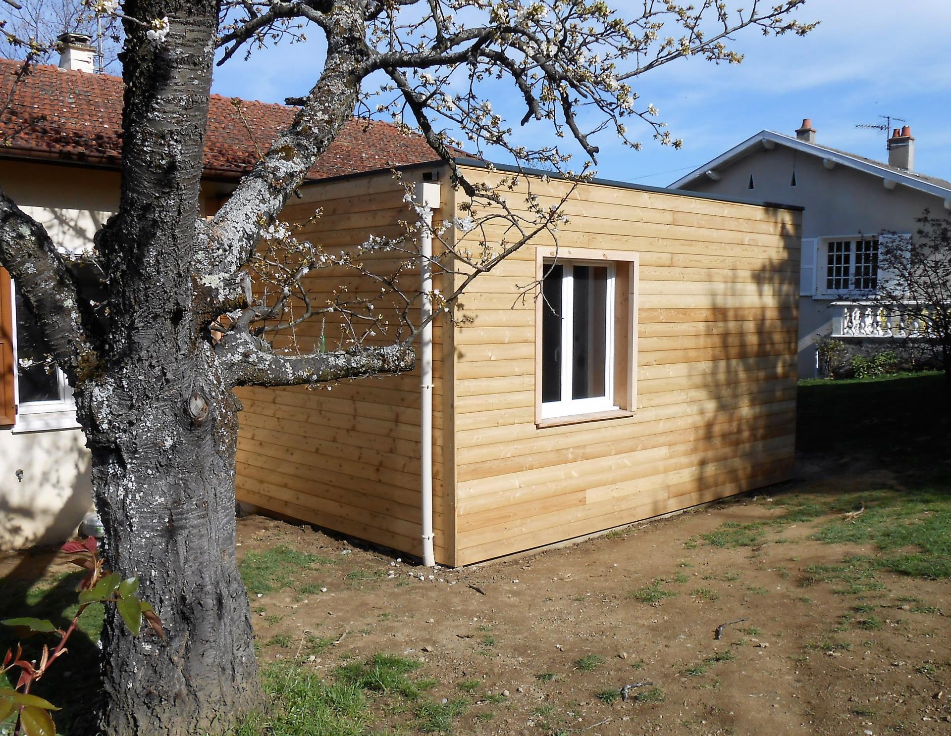 extension d 39 habitation f v17. Black Bedroom Furniture Sets. Home Design Ideas